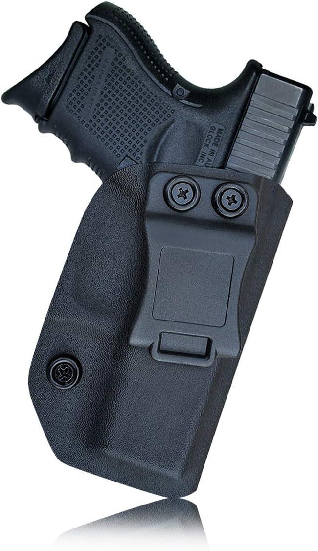 B.B.K IWB Large-scale sale Kydex Holster Custom 27 26 Wholesale Fit: Glock