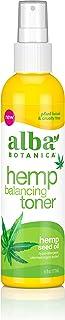 Alba Botanica Hemp Balancing Toner, 6 oz