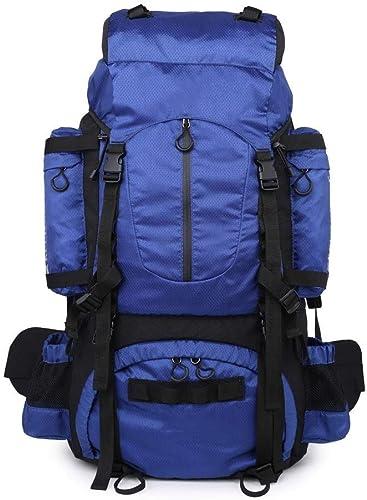 KCJMM Super Grande capacité de randonnée Sportive Lourde Sac à Dos Sac de Camping Professionnel en Plein air pour Le Camping d'alpinisme