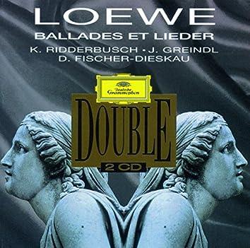 Loewe: Ballads and Lieder