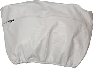 Dumble Camper Propane Tank Cover – Double 20 lb Propane Tank Cover for Camper RV Trailer, RV Single Propane Tank Cover