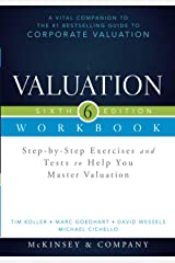Valuation Workbook: Step-by-Step Exercises and Tests to Help You Master Valuation (Wiley Finance) Paperback