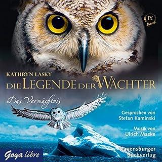 Das Vermächtnis (Die Legende der Wächter 9) Titelbild