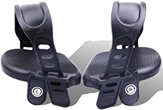 Beyoung Stationary Bike Pedals - 1 Pair 9/16