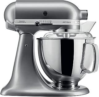 KitchenAid 凯膳怡 5KSM175PSEMS ARTISAN 厨房机 配备专业装备 银色