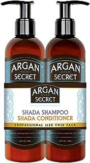 Argan Secret Shada schampo & balsam stort värde tvåpack (750 ml) avskärmad utgåva