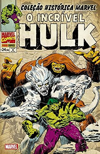 Coleção Histórica Marvel: O incrível Hulk v. 8