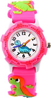 Jewtme Cute Toddler Children Kids Watches Ages 3-8 Analog...