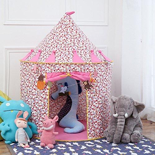 Zhudj enfants de Université d'éducation jouets jouet Tente Rides Home Mongolie Bag Rose Mickey