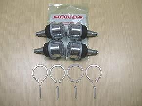 New 2007-2013 Honda TRX 420 TRX420 Rancher ATV OE Set of 4 Ball Joint Kit