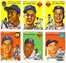 1954 topps archives