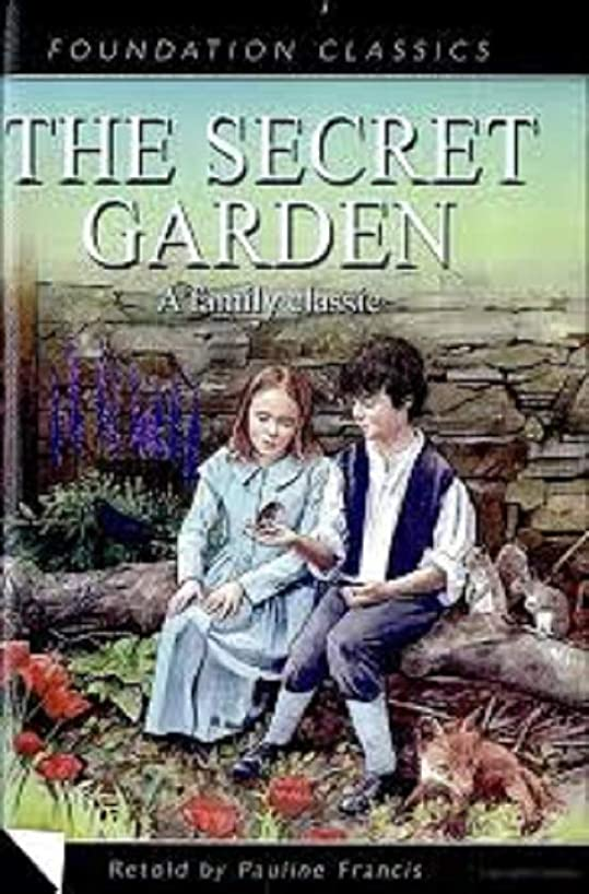 フレット習字頭蓋骨THE SECRET GARDEN (English Edition)