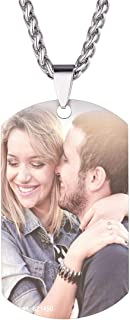 Best photo pendant dog tag Reviews
