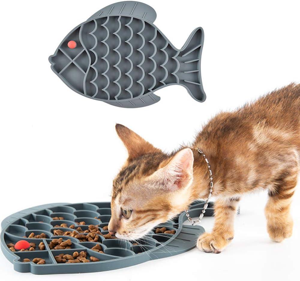 Pet Fun Mat Slow Portable Dog Mat- Bowl Lick Cat Purchase Feeder Genuine Fee