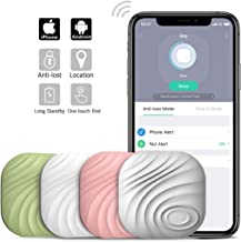 Nut3 Key Finder Locator (Pack of 4) – Smart Bluetooth Item Tracker & Finder Device for Wallet, Phone, Pets, Dogs, Cats - A...