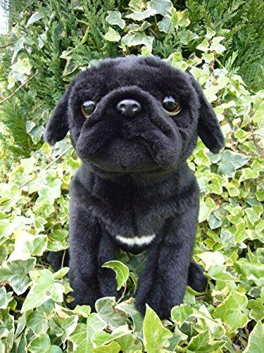 Realistic Pug Stuffed Animal, Faithful Friends Pug Stuffed Animal Plus Buy Online In Brunei At Desertcart