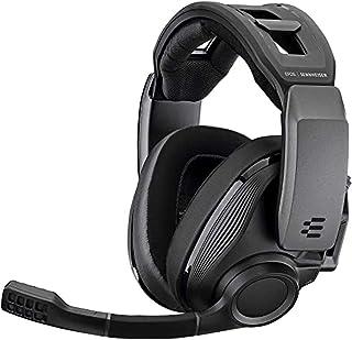 Sennheiser 508351 GSP 670 Trådlöst Spelheadset, Bluetooth, 19 x 20 x 9 cm, Svart