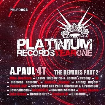 4T - The Remixes Vol. II