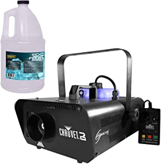 chauvet hurricane 1300 fog machine