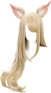 Best ahri wig kda Reviews