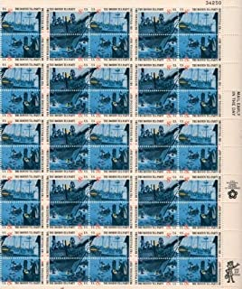 boston tea party 8 cent stamp