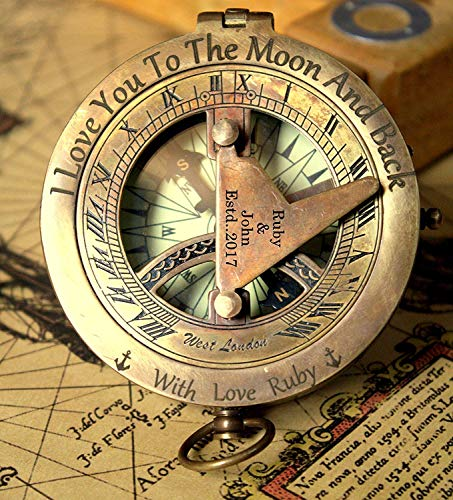Customized Compass for Him