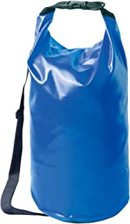 AceCamp Foldable Vinyl Dry Sack, Waterproof Dry Bag, Camping, Hiking, Watertight PVC, Floating Roll Top, Carry-On Backpack, Integrated Handle, Duraflex Buckle - 10L, 20L, 30L, 50L