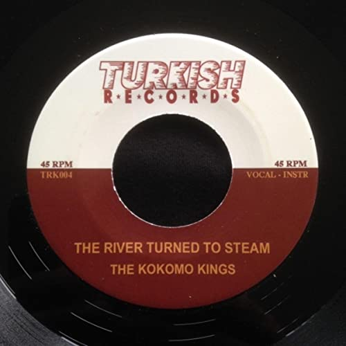 The River Turned to Steam de The Kokomo Kings en Amazon ...