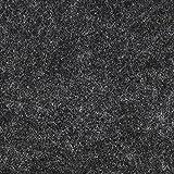Fabulous Fabrics Filz anthrazit, Uni, 90cm breit, 3 mm
