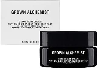 Grown Alchemist Detox Night Cream - Peptide-3 & Reishi Extract Face & Neck Cream (40ml / 1.35oz)