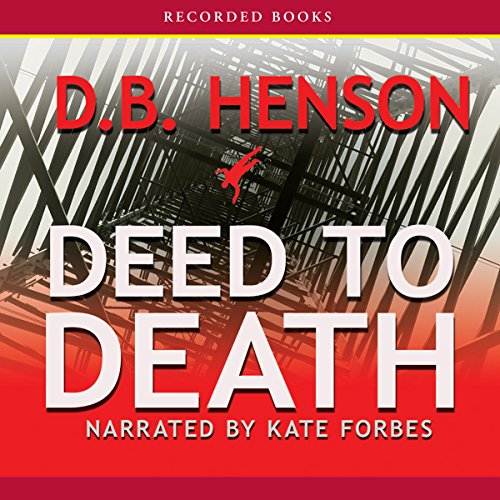 Deed to Death audiobook cover art