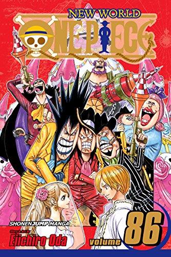 One Piece, Vol. 86: Emperor Assassination Plan (English Edition)