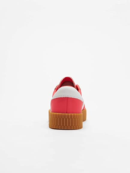 Chaussures Femme Adidas Sambarose, Rouge (Shock Red/Chaussures ...