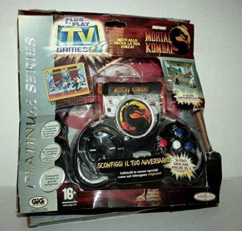 gig 00471 video gioco tv mortal kombat