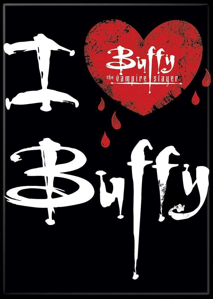 Ata-Boy Max 65% Brand new OFF Buffy The Vampire Slayer I 3.5