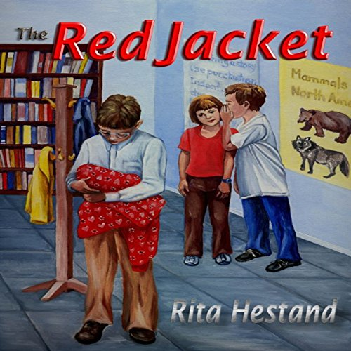 The Red Jacket audiobook cover art