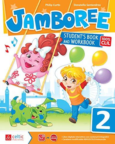 Jamboree. Per la Scuola elementare. Con e-book. Con espansione online (Vol. 2)
