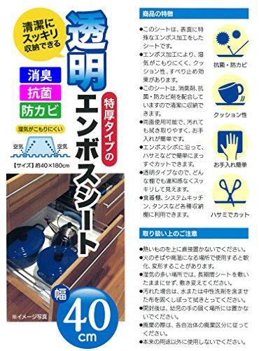 日泉ポリテック『透明エンボスシート』