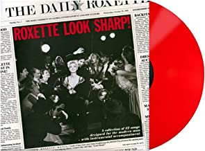 Look Sharp! (Exclusive Limited Edition Red Colored Vinyl)