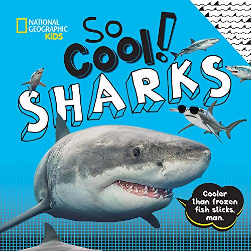 So Cool! Sharks (So Cool/So Cute)