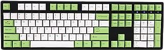 Ducky One Green/White (Cherry MX Blue) Keyboard