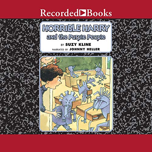 Horrible Harry and the Purple People Audiobook By Suzy Kline cover art
