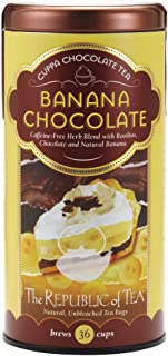 Sponsored Ad - REPUBLIC OF TEA Banana Chocolate Red Tea, 36 CT