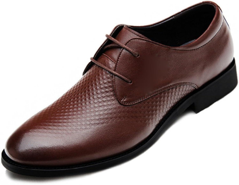 Manliga läderskor, läderskor, läderskor, äkta skor, affärsskor  stora rabattpriser