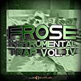 Frose Instrumental Trap Vol. 4 - New Trap Samples DVD non BOX