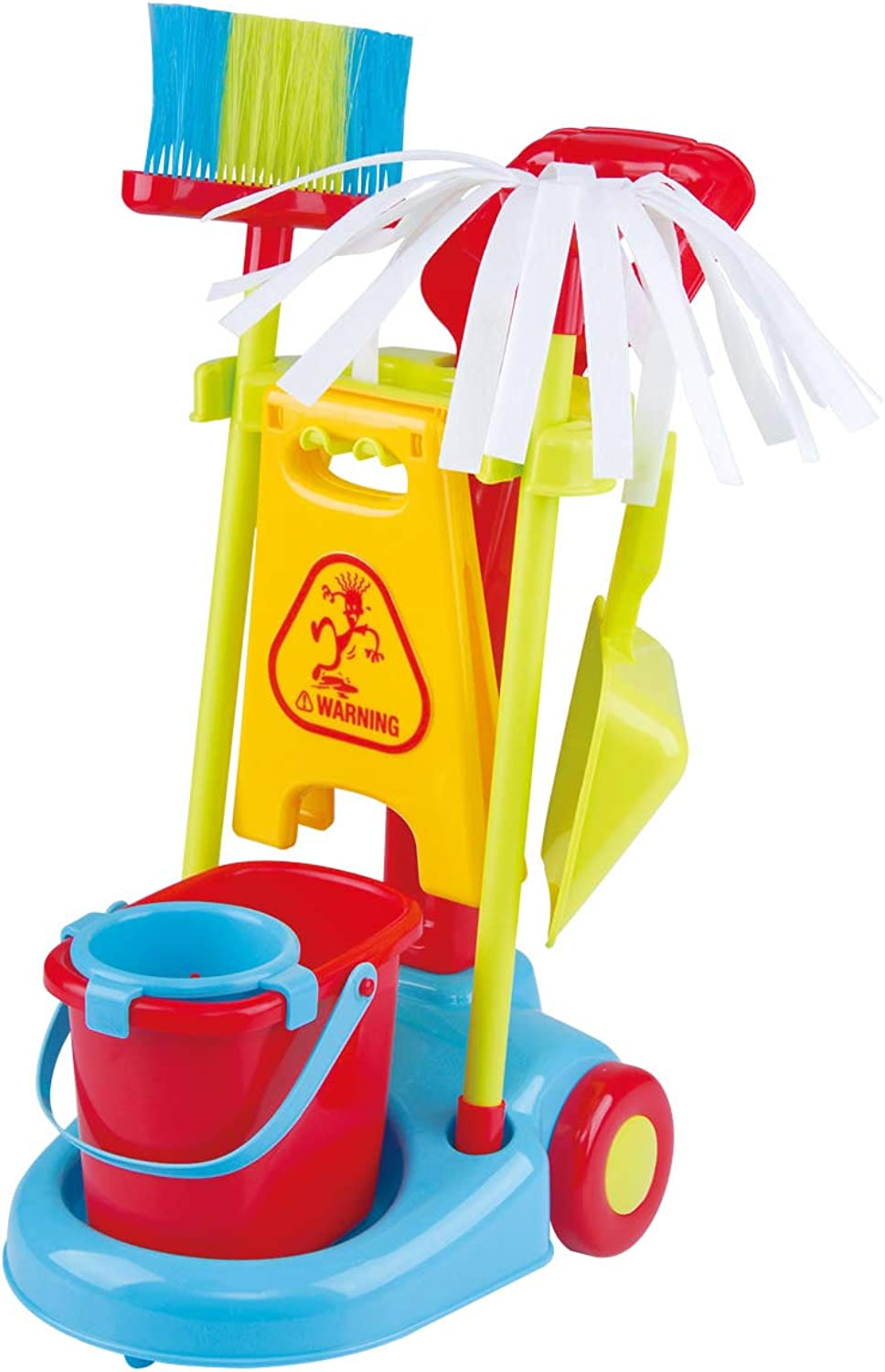Playgo My Cleaning Trolley (Simple Version)