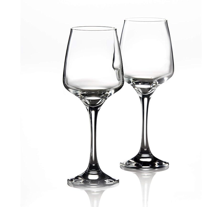 カニコウモリレオナルドダIsaac Mizrahi ワイングラス 4個セット