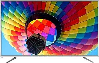Nikai 75 Inch 4K UHD Android TV - Silver, UHD75SLEDT