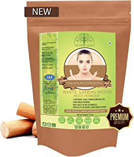 Hollywood Secrets Premium Organic Sandalwood Root Powder With 100% Sandalwood Oil 50gm