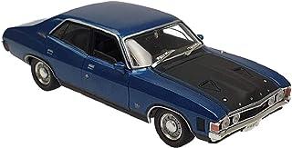 Diecast Model Ford Falcon XA GT 4 Door Sedan Hard Top Cosmic Blue Die Cast Car 1:32 Scale By Oz Legends Genuine Licensed L...